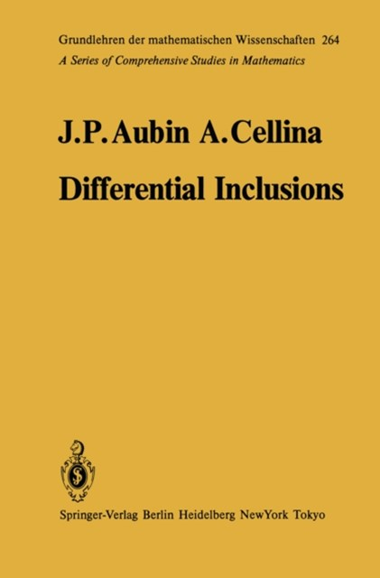 Differential Inclusions