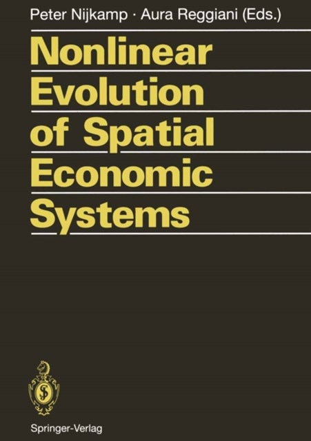 Nonlinear Evolution of Spatial Economic Systems