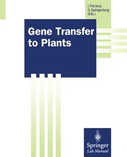 (ebook) Gene Transfer to Plants - Home & Garden Agriculture