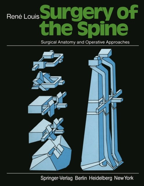 (ebook) Surgery of the Spine