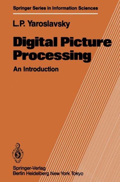 Digital Picture Processing