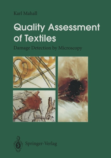 (ebook) Quality Assessment of Textiles