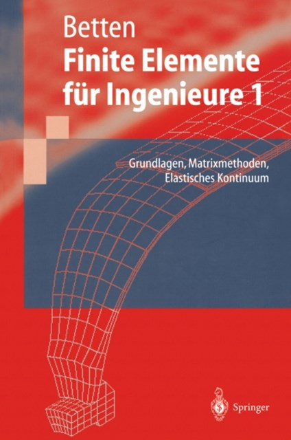 (ebook) Finite Elemente fur Ingenieure