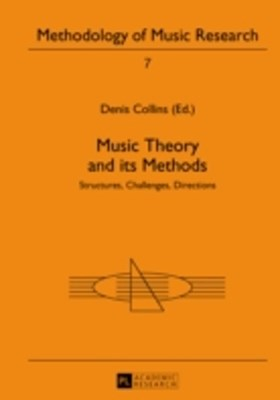 Music Theory and its Methods