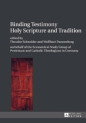 (ebook) Binding Testimony- Holy Scripture and Tradition