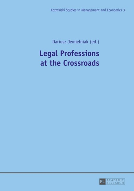 (ebook) Legal Professions at the Crossroads