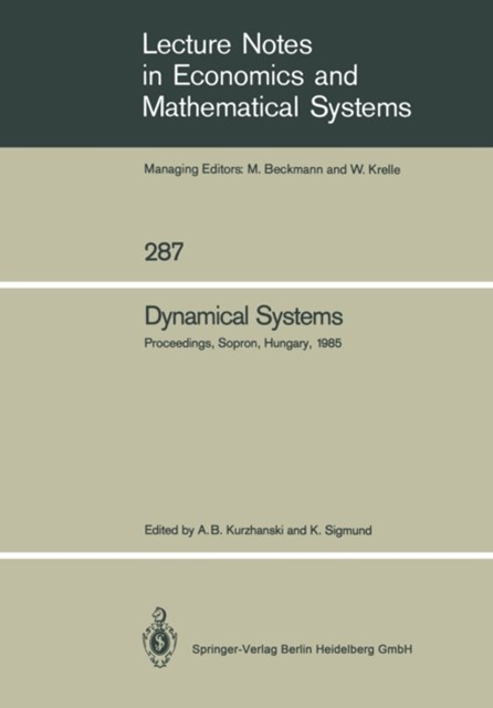 (ebook) Dynamical Systems
