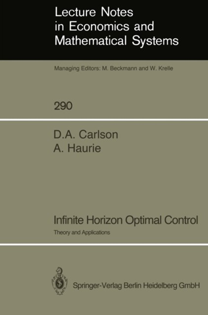 Infinite Horizon Optimal Control