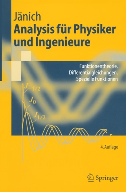 (ebook) Analysis fur Physiker und Ingenieure