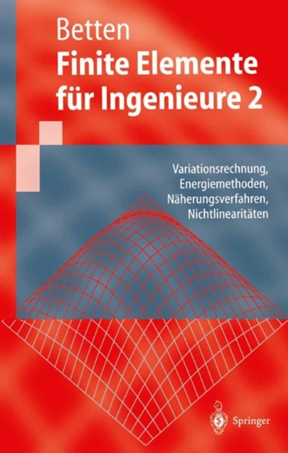 (ebook) Finite Elemente fur Ingenieure 2