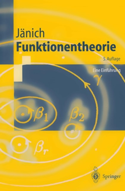 (ebook) Funktionentheorie