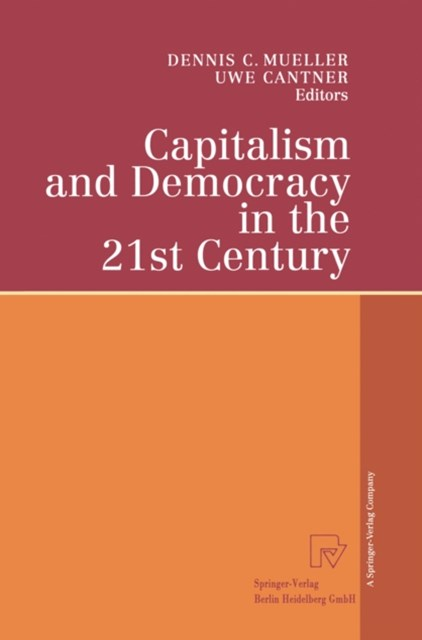 (ebook) Capitalism and Democracy in the 21st Century