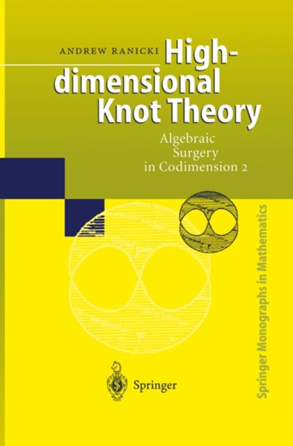 (ebook) High-dimensional Knot Theory