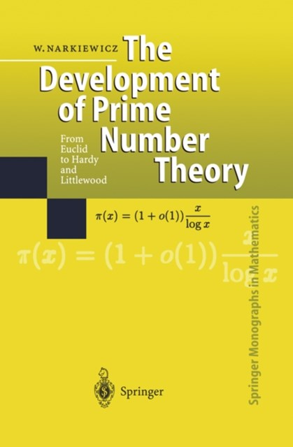 Development of Prime Number Theory
