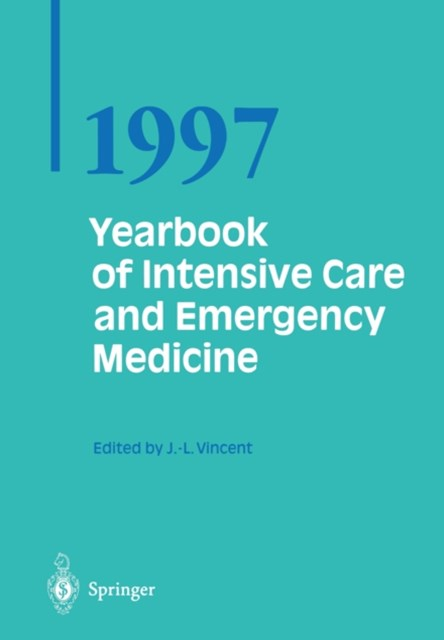 (ebook) Yearbook of Intensive Care and Emergency Medicine 1997