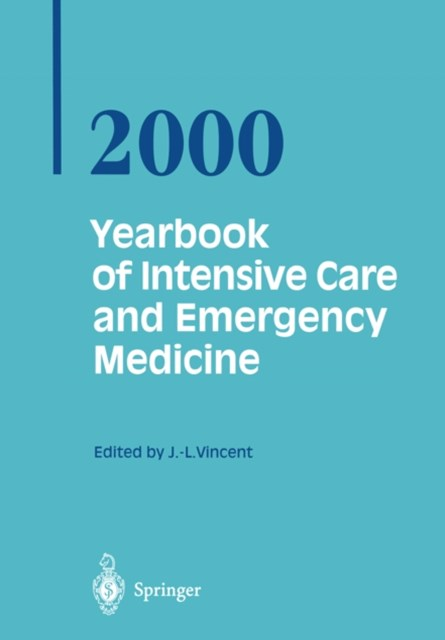(ebook) Yearbook of Intensive Care and Emergency Medicine 2000