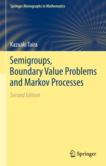 (ebook) Semigroups, Boundary Value Problems and Markov Processes