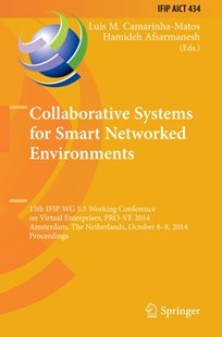 (ebook) Collaborative Systems for Smart Networked Environments - Business & Finance Business Communication