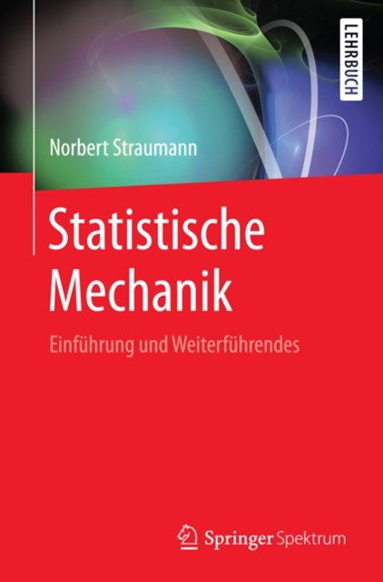 (ebook) Statistische Mechanik