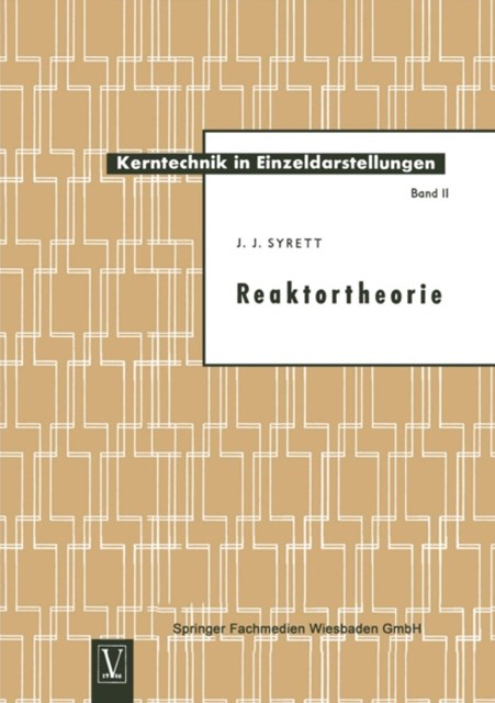 (ebook) Reaktortheorie