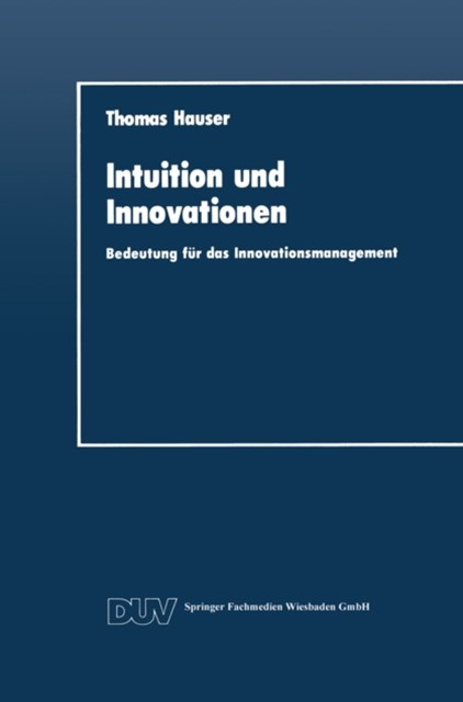 Intuition und Innovationen