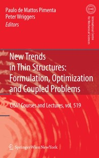 (ebook) New Trends in Thin Structures: Formulation, Optimization and Coupled Problems - Computing Programming