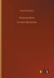 Humoresken by Ernst Eckstein (9783734053665) - PaperBack - Modern & Contemporary Fiction Literature