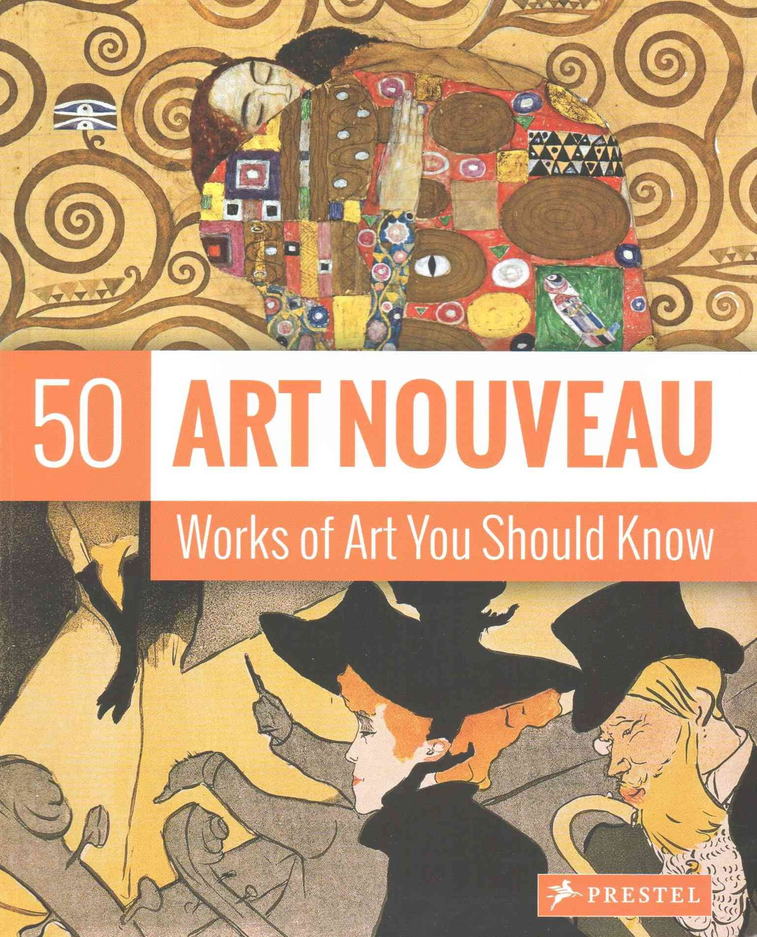 50 Art Nouveau Works of Art You Should Know