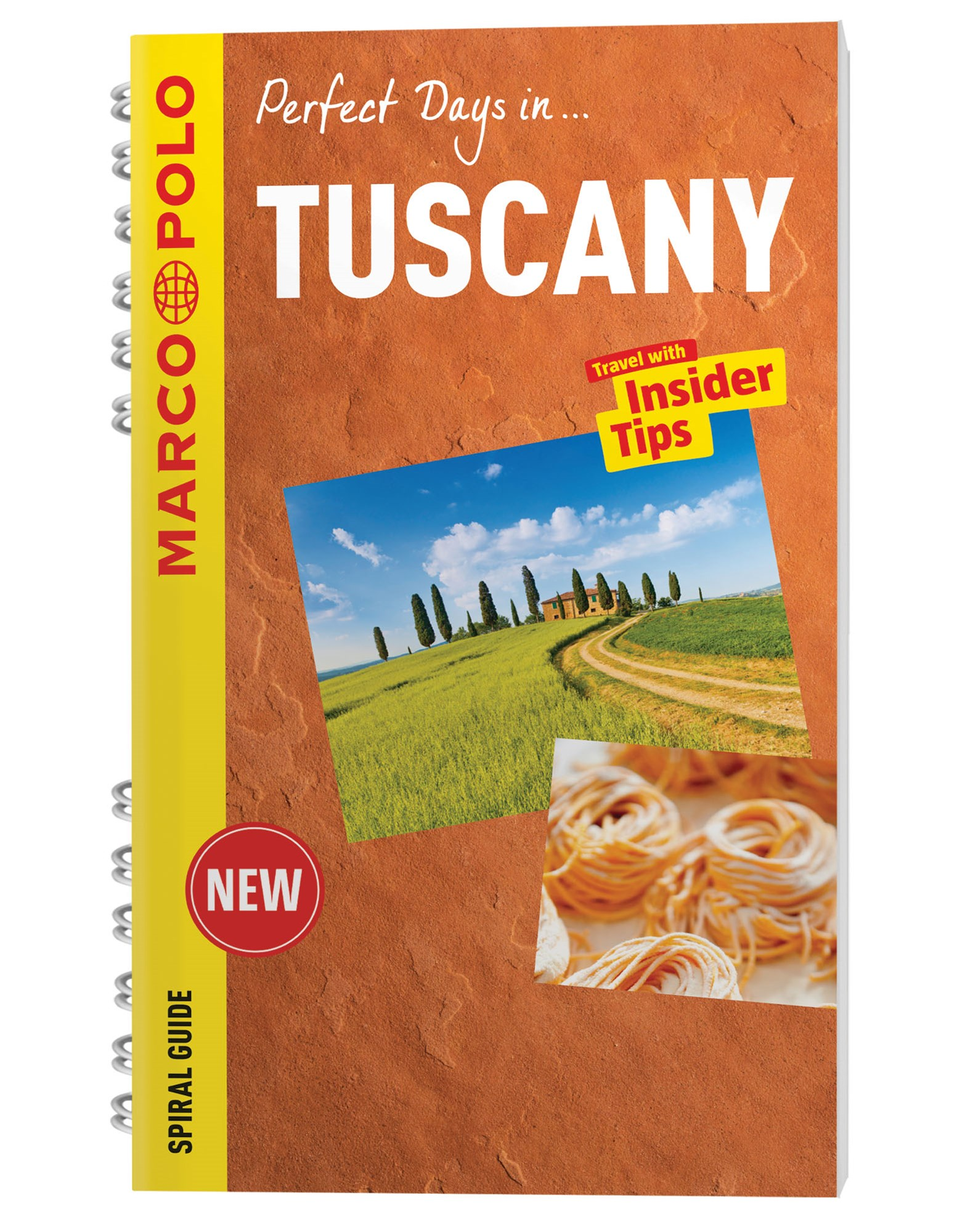 Tuscany Marco Polo Spiral Guide