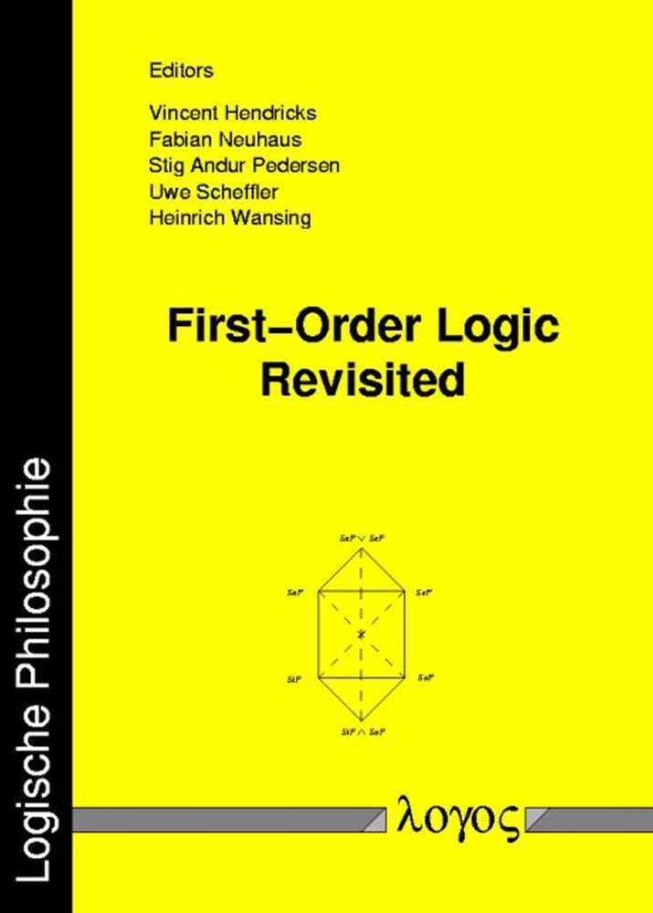 First-Order Logic Revisited