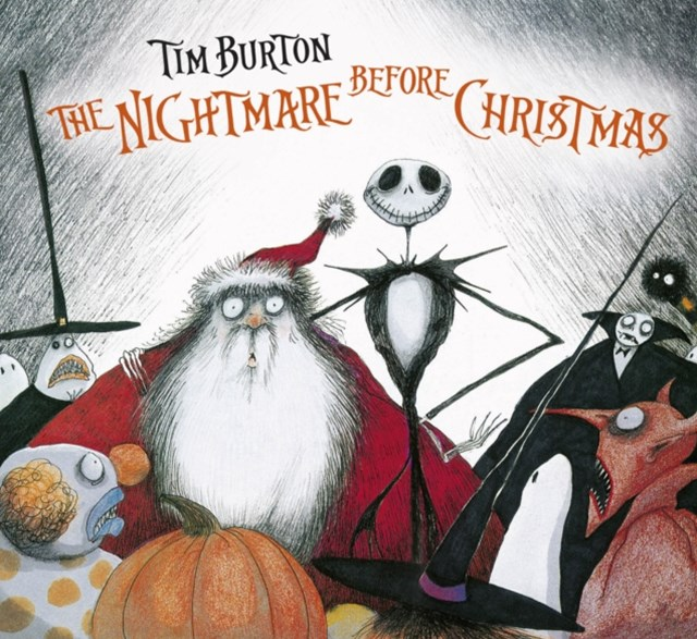 (ebook) Nightmare Before Christmas