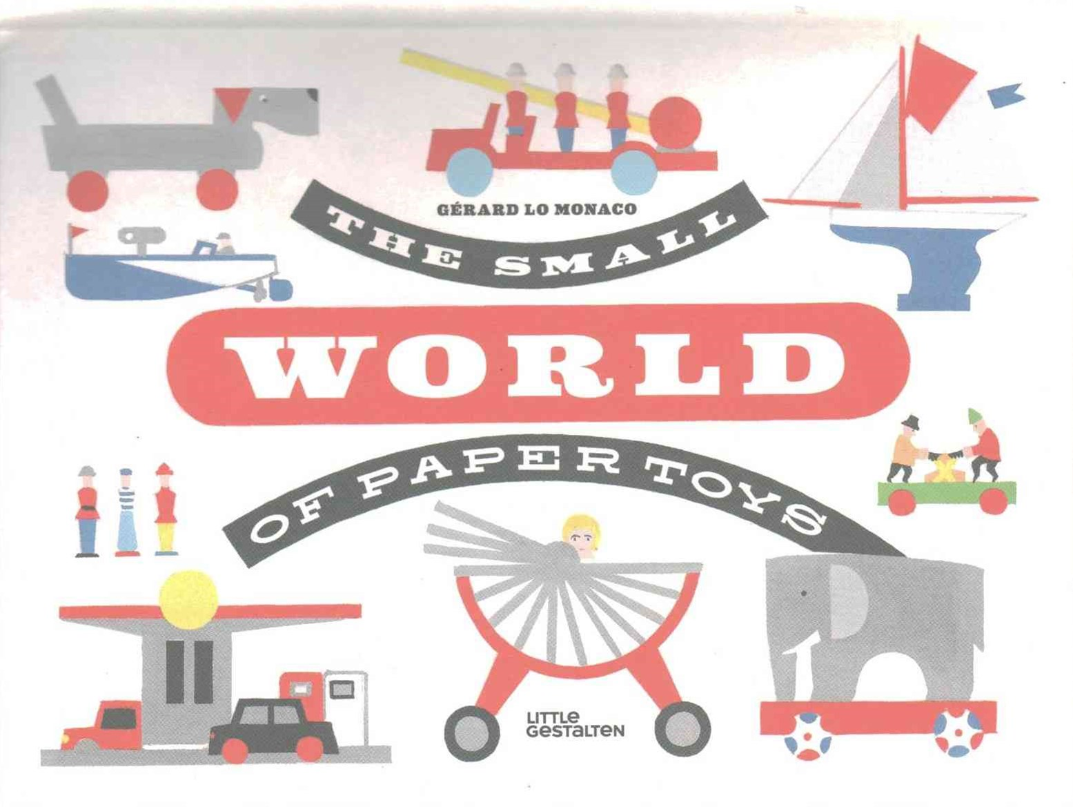 Small World of Paper Toys