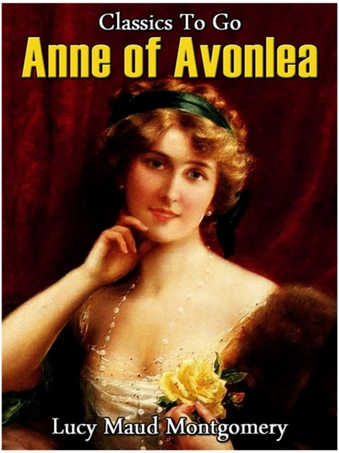 (ebook) Anne of Avonlea
