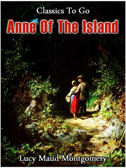 (ebook) Anne of the Island