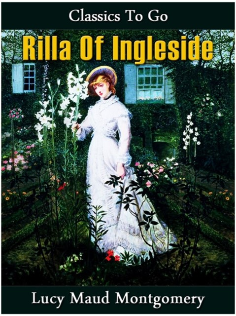 (ebook) Rilla of Ingleside