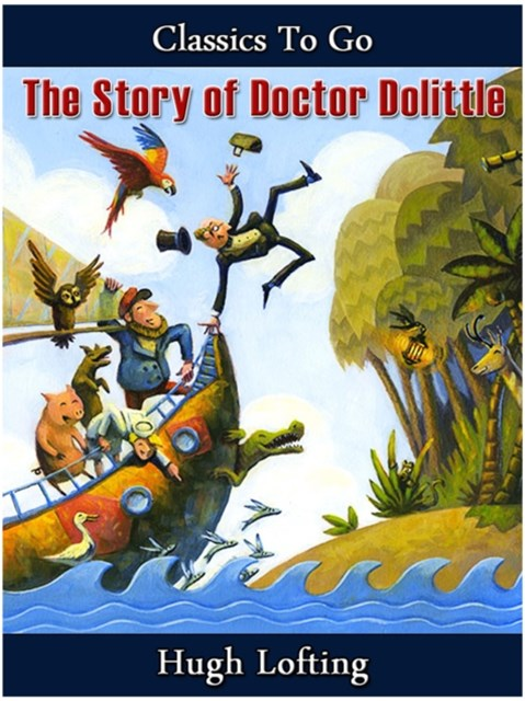 (ebook) Story of Doctor Dolittle