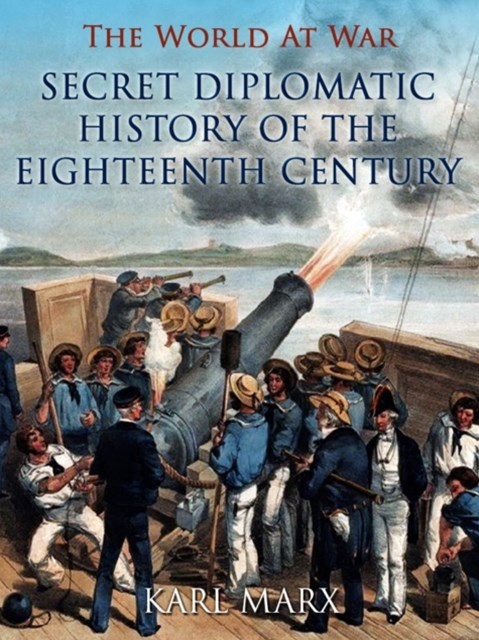 (ebook) Secret Diplomatic History of The Eighteenth Century