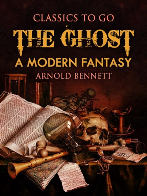 (ebook) Ghost: A Modern Fantasy