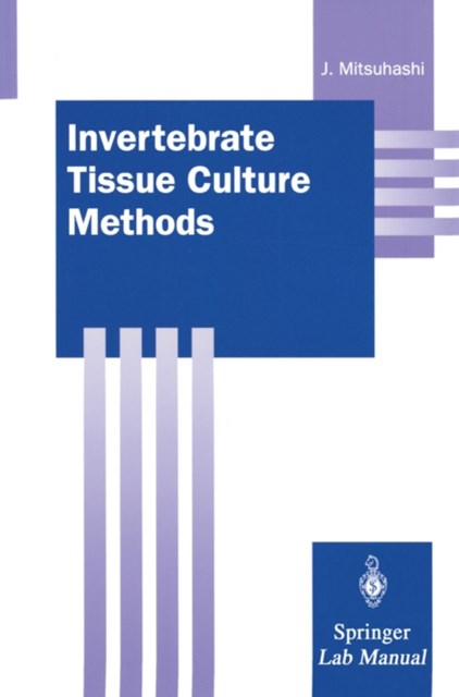 Invertebrate Tissue Culture Methods