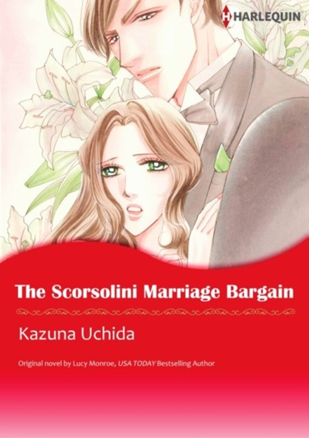 (ebook) THE SCORSOLINI MARRIAGE BARGAIN