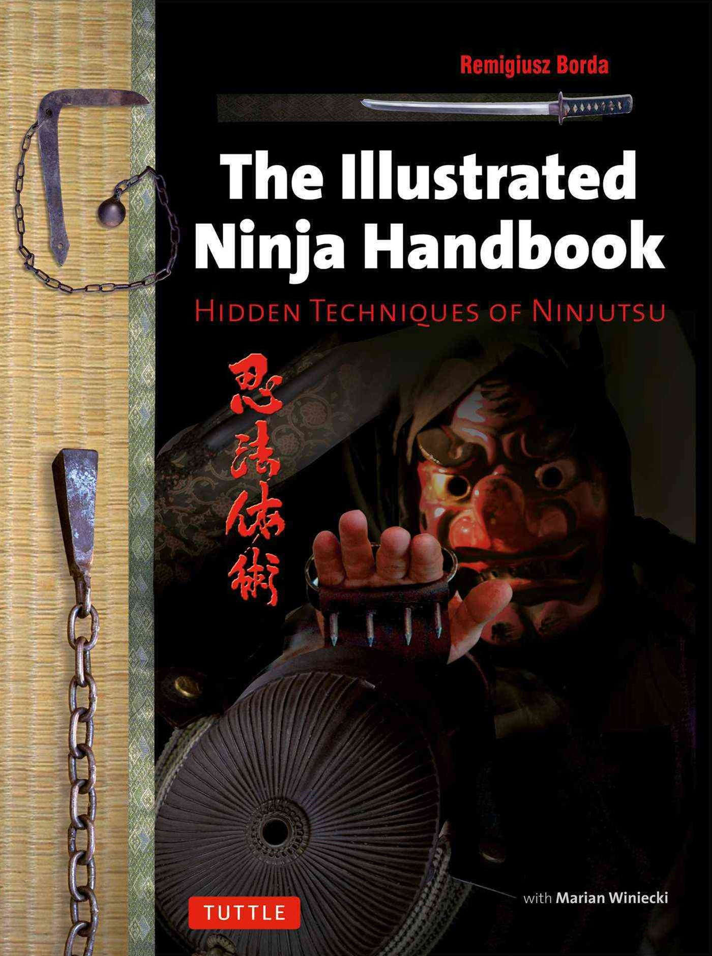 Illustrated Ninja Handbook
