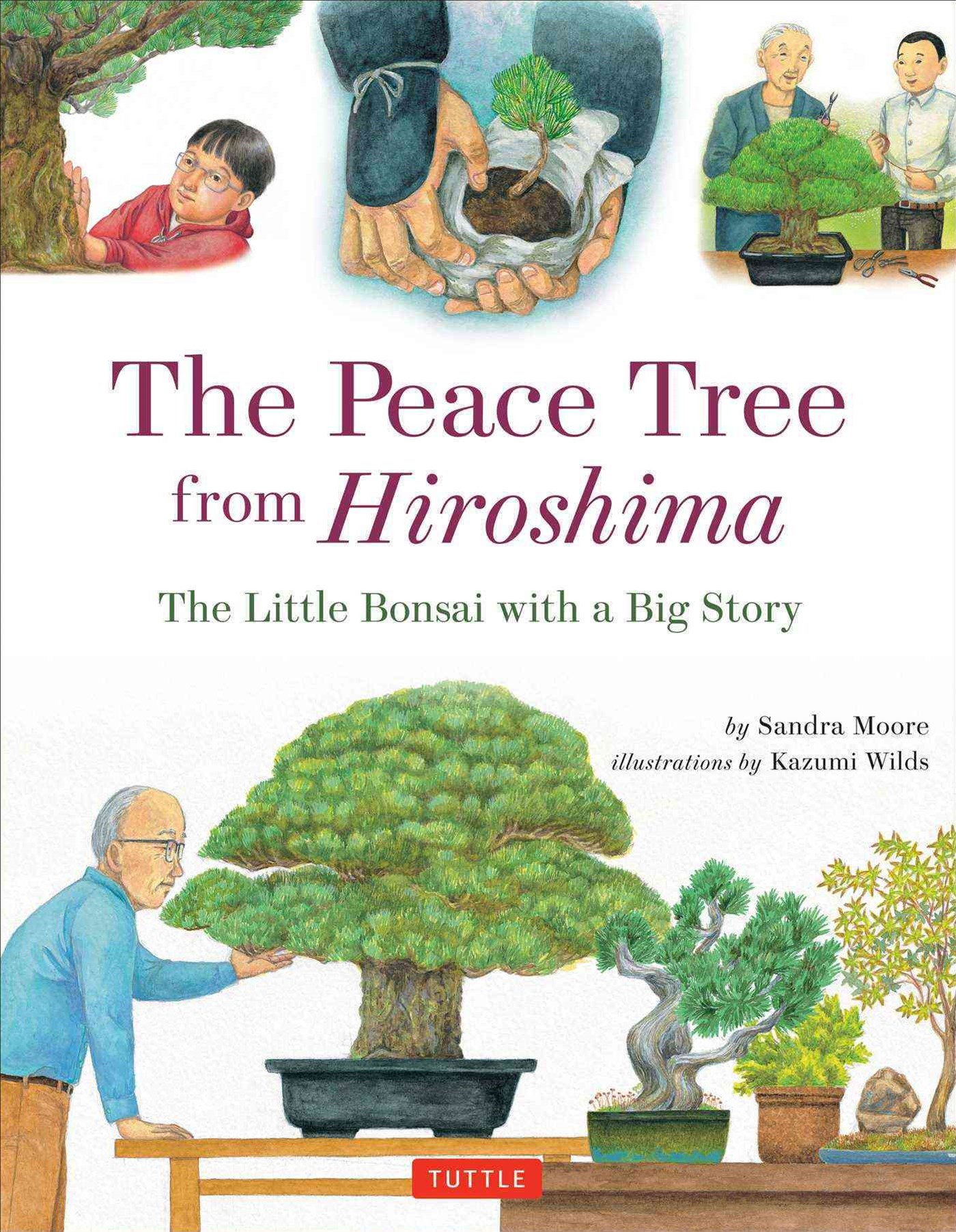 The Peace Tree from Hiroshima