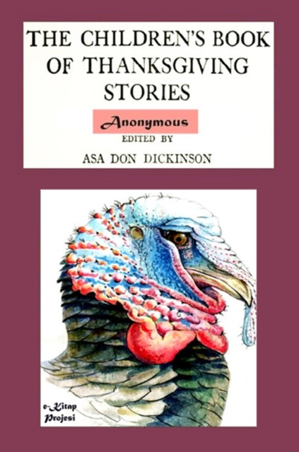 Children's Book of Thanksgiving Stories