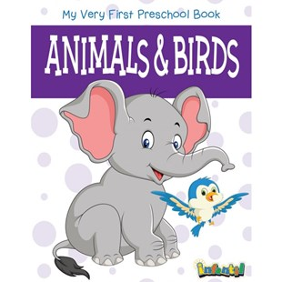 Animals and Birds by New Holland Publishers (9788131904190) - PaperBack - Non-Fiction Early Learning