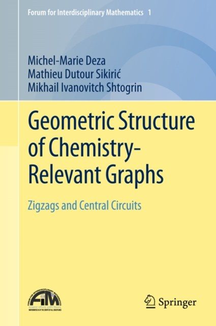 Geometric Structure of Chemistry-Relevant Graphs