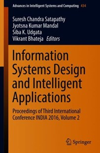 (ebook) Information Systems Design and Intelligent Applications - Computing Programming