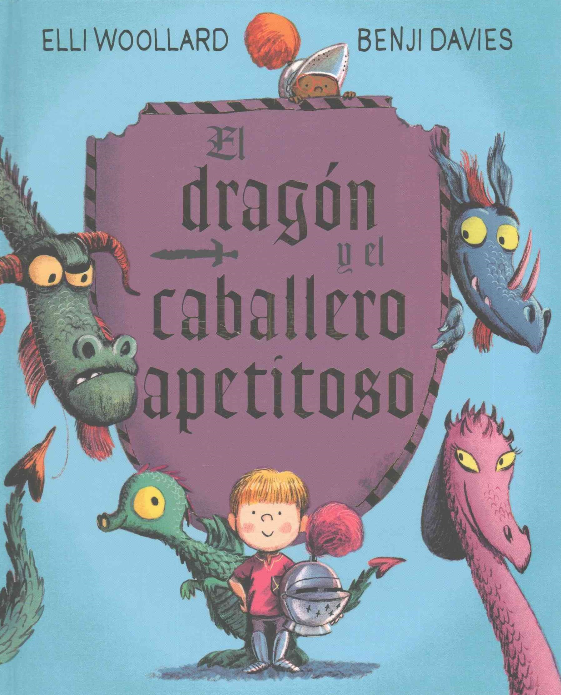 El dragon y el caballero apetitoso / The Dragon and the Nibblesome Knight