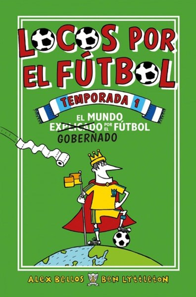 Locos por el futbol 1ra temporada / Football School Season 1
