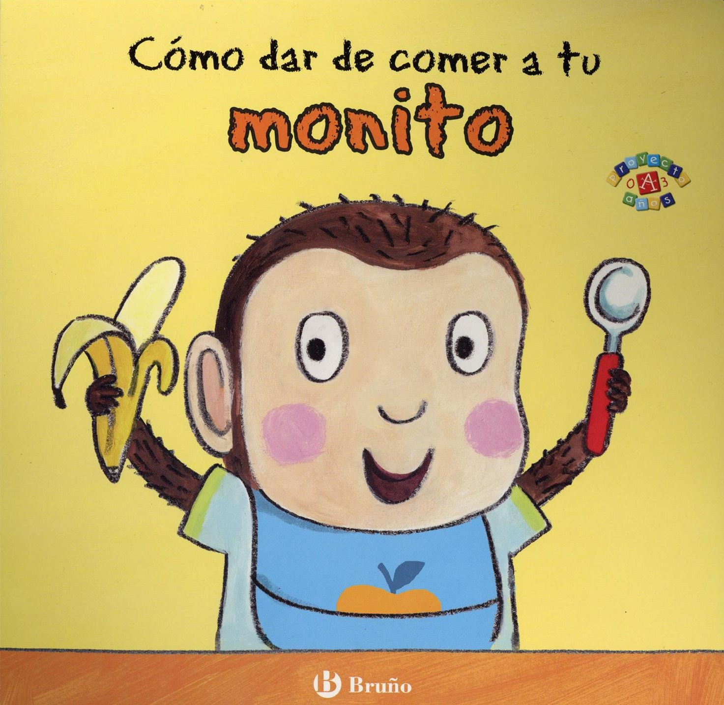 C+¦mo dar de comer a tu monito/ How  to Feed Your Cheeky Monkey