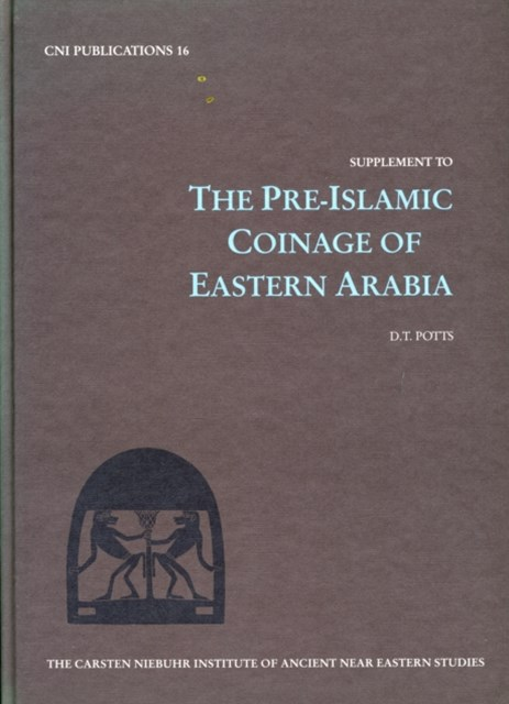 Supplement to Pre-Islamic Coinage